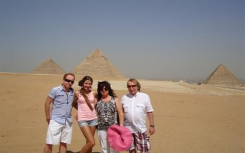 9 Days Egypt Holiday Package
