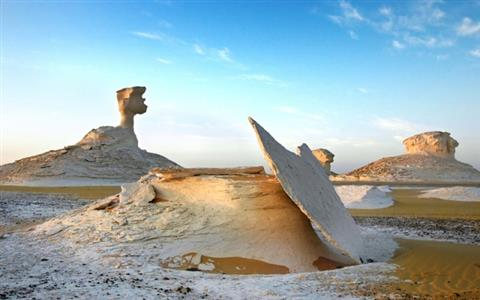 3 Days Bahariya Oases & White Desert Safari Package