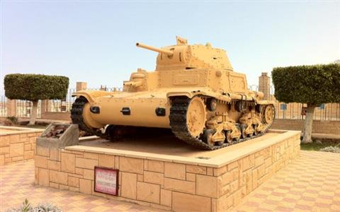 Day Trip to El Alamein Commonwealth War Cemetery
